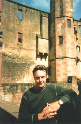 Ryan in Heidelberg Germany in Summer 2002 - Courtesy of Ryan Cassidy - edited by Cheryl Corwin and Michele Montour