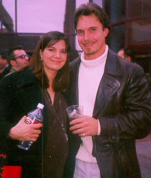 Ryan (With Susan) Wearing His Ring In 1998